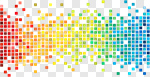 Сlipart Pixelated Abstract Pattern Square Mosaic vector cut out BillionPhotos