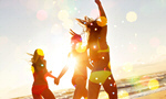Сlipart Beach Party Summer People Dancing   BillionPhotos