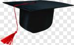 Сlipart Mortar Board Graduation Cap Graduation Gown Education photo cut out BillionPhotos