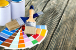 Сlipart Paint Paint Can Paintbrush Home Improvement Color Image   BillionPhotos