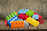 Сlipart Toys brick rectangle fun green white   BillionPhotos