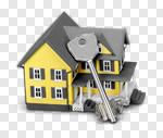 Сlipart House House Key Key Insurance Gold photo cut out BillionPhotos