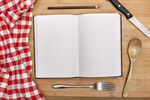 Сlipart notes book blank receipt cooking photo  BillionPhotos