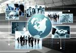 Сlipart internet data monitoring web network vector  BillionPhotos