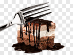 Сlipart Cake Chocolate Cake Chocolate Dessert Portion photo cut out BillionPhotos