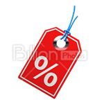 Сlipart Sale tag Tag Sale Shopping Purchasing vector icon cut out BillionPhotos