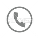 Сlipart phone speaking telephone call talk vector icon cut out BillionPhotos