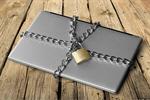 Сlipart Network Security Lock Computer Security Laptop   BillionPhotos