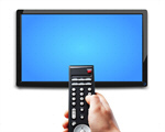 Сlipart Remote Control Television Entertainment Center Control High-definition Television   BillionPhotos