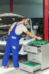 Сlipart car mechanic repair technician fix photo  BillionPhotos