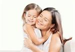 Сlipart mother daughter bio hug charming   BillionPhotos