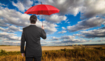 Сlipart Business Insurance Umbrella Insurance Agent Red Men   BillionPhotos
