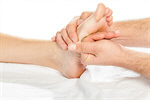 Сlipart Reflexology Physical Therapy Massaging Human Foot Massage Therapist photo  BillionPhotos