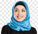 Сlipart arab arabic woman portrait saudi photo cut out BillionPhotos