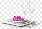 Сlipart setting closeup isolated dish decoration photo cut out BillionPhotos