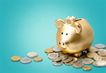 Сlipart piggy bank money coins currency   BillionPhotos