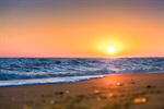 Сlipart Beach Sunset Sea Zen-like California photo  BillionPhotos