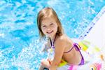 Сlipart pool swimming girl kid splash photo  BillionPhotos