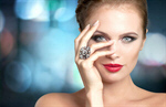 Сlipart Jewelry Fashion Model Manicure Fashion Diamond   BillionPhotos