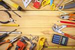 Сlipart tool kit diy manual floor photo  BillionPhotos