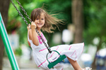Сlipart Child Swing Playground Offspring Swinging photo  BillionPhotos
