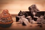 Сlipart Cupcake Food Dessert Sweet Food Plum   BillionPhotos