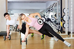 Сlipart fit fitness cross workout training photo  BillionPhotos