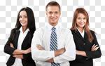 Сlipart Business Business Person Businessman Women Men photo cut out BillionPhotos