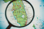 Сlipart Miami - Florida Map Florida Cartography USA photo  BillionPhotos