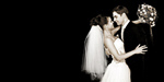 Сlipart Wedding Bride Groom Kissing Wedding Dress   BillionPhotos