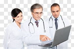 Сlipart Doctor Healthcare And Medicine Computer Technology Healthy Lifestyle photo cut out BillionPhotos