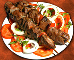 Сlipart Kebab Chicken Barbecue Skewer Grilled photo free BillionPhotos