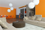 Сlipart Home Interior Lifestyles Contemporary Domestic Room Residential Structure 3d  BillionPhotos