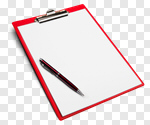 Сlipart Clipboard Pen Paper Note Pad Checklist photo cut out BillionPhotos