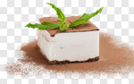 Сlipart tiramisu dessert cake food single object photo cut out BillionPhotos