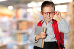 Сlipart child child school genius blackboard student   BillionPhotos