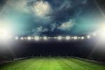 Сlipart soccer stadium background night game   BillionPhotos