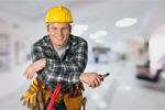 Сlipart Electrician Manual Worker Construction Worker Construction Building Contractor   BillionPhotos