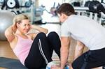 Сlipart gym workout asian coach sports photo  BillionPhotos