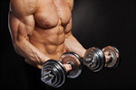 Сlipart weight training man workout muscular photo  BillionPhotos