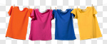 Сlipart T-Shirt Clothesline Shirt Clothing Hanging photo cut out BillionPhotos