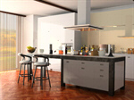 Сlipart Domestic Kitchen Granite Counter Top Home Improvement Showcase Interior 3d  BillionPhotos