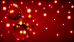 Сlipart Christmas Backgrounds Holiday Red Snow 3d  BillionPhotos