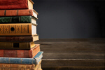 Сlipart stacked books old stack cover shelf   BillionPhotos