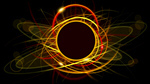 Сlipart Space Abstract Fire Light Circle vector  BillionPhotos