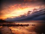 Сlipart Car Outback Sunset Australia Road photo free BillionPhotos