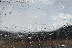 Сlipart Rain Window on Overcast Day photo  BillionPhotos