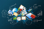Сlipart media network multimedia find information vector  BillionPhotos