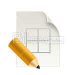Сlipart drawing pencil table window vector icon cut out BillionPhotos