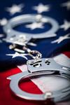 Сlipart Police Handcuffs Crime Emigration and Immigration Flag photo  BillionPhotos